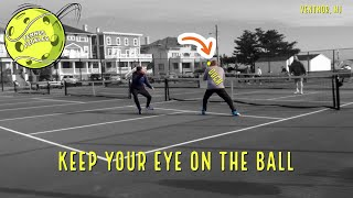 Protect your Eyes in Pickleball