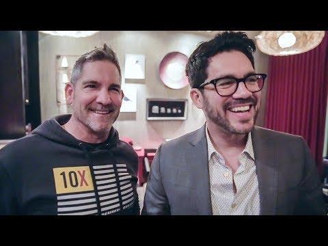 Grant Cardone and Tai Lopez talk Social Media, Sales, and Real Estate