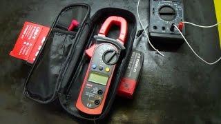 видео Клещи электроизмерительные  APPA 30R