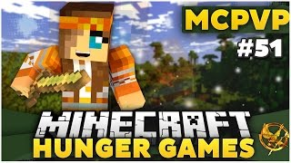 Minecraft - HUNGER GAMES MCPVP #51