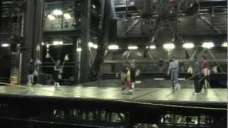 """Inside Cirque du Soleil's """"KA"""""""
