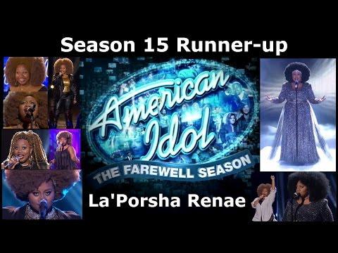 American Idol Season 15 Runner-up...