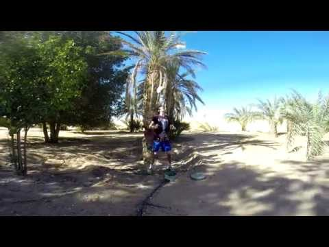 PeterFreestyle In Sudan | Freestyle & Tricks