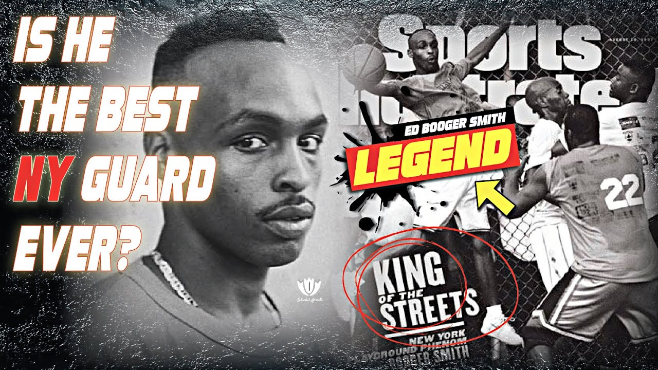The King Of The Streets Never Left The Streets ED BOOGER SMITH Stunted Growth
