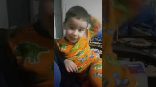 "hilarious 2 year old!! ""I don't like bugs in my mouth"""