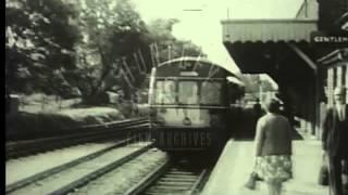 Aldeburgh Train, 1960