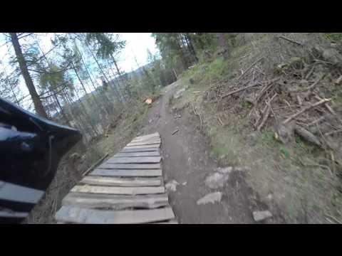Joy Ride Bike Festival 2015 - Trasa Trek Downhill