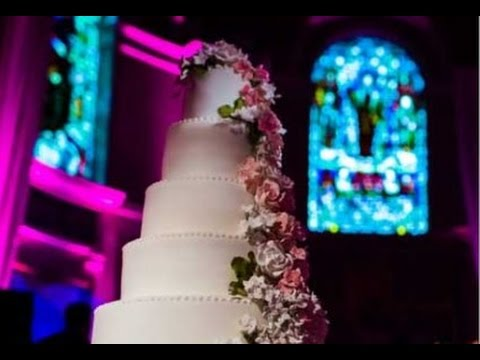 Most Expensive Wedding Cakes In The World - YouTube