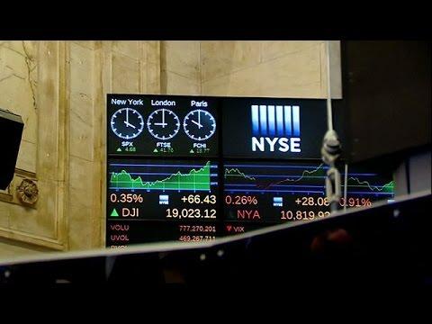 19 000 points : un record historique pour le Dow Jones