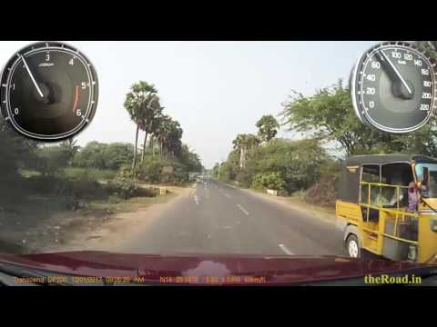 Drive from Mypadu to Nellore NH | Normal Drive |