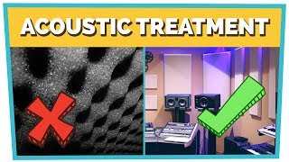 Download ACOUSTIC TREATMENT - How to Build a Home Studio (Part 3)