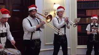 Jingle Bells, Traditional Oompah Line Up - Prostbusters