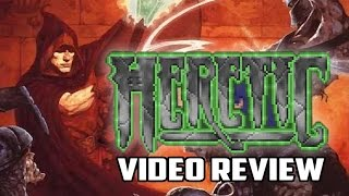 Retro Review - Heretic PC Game Review