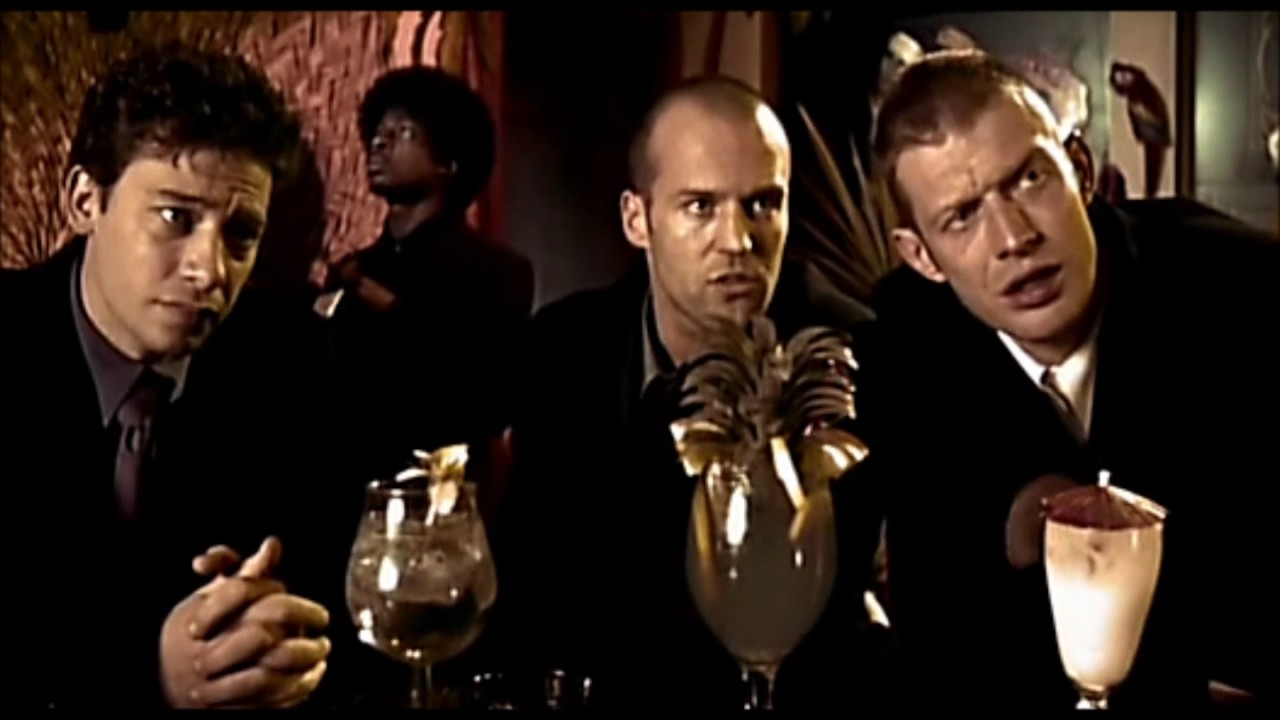 Image result for Lock, Stock and Two Smoking Barrels movie