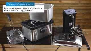 Обзор фритюрницы Philips HD6161/00