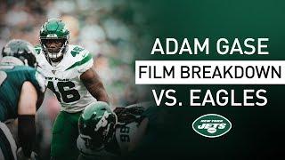 Adam Gase Film Breakdown: Jets Playing Team Defense | New York Jets | NFL