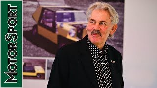 Gordon Murray: Motor Sport magazine podcast