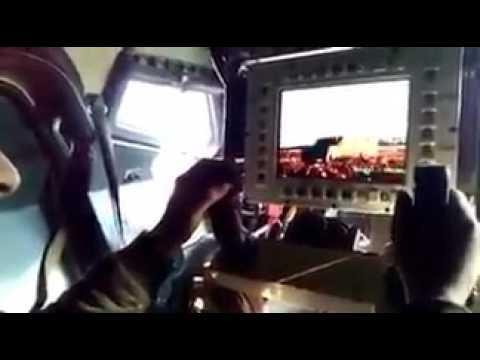 İŞİD 'in  canlı bomba arabasıyla imtihanı(KESİN İZLE)