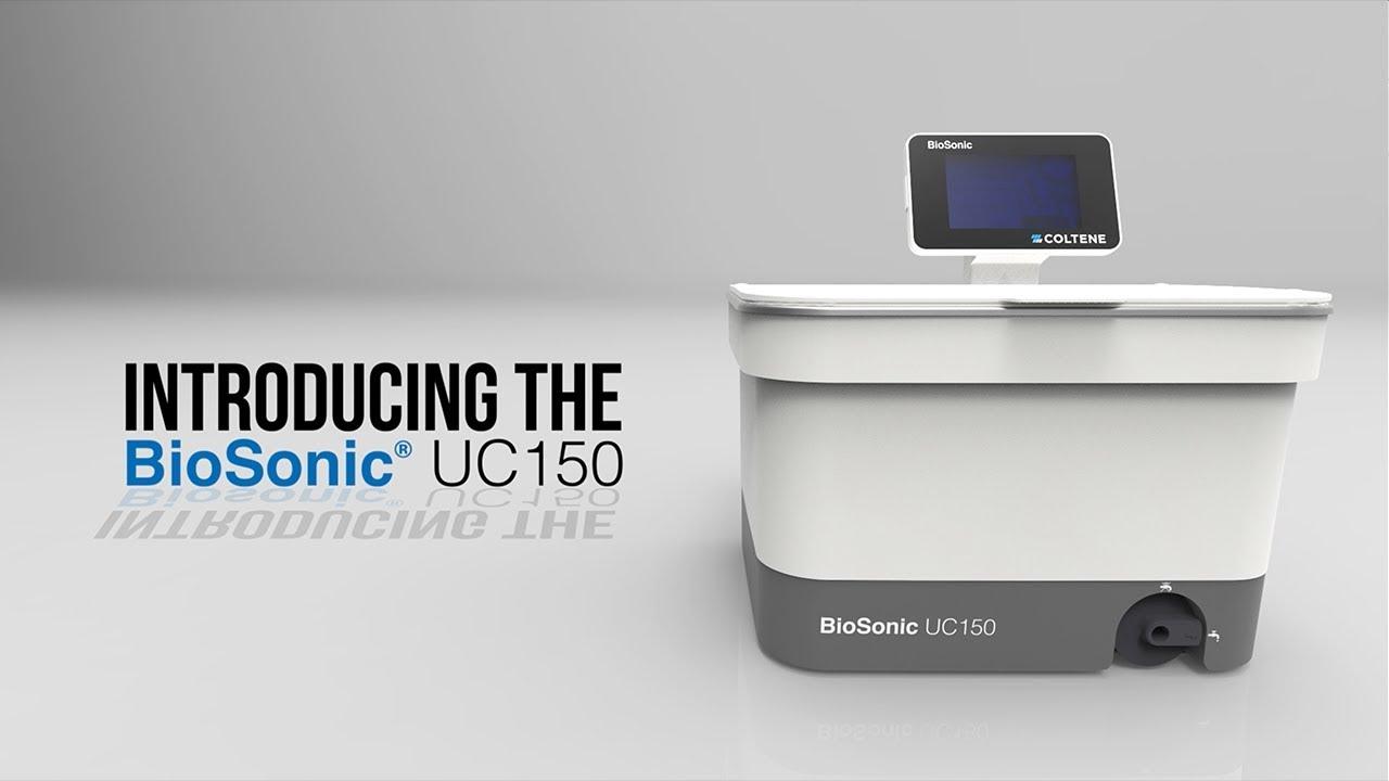 BioSonic UC150 Ultrasonic Cleaner for dental instruments