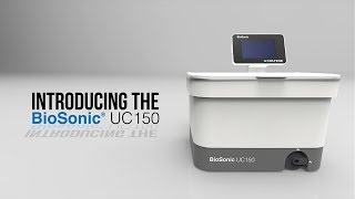 BioSonic UC150 Ultrasonic Cleaner for dental instruments