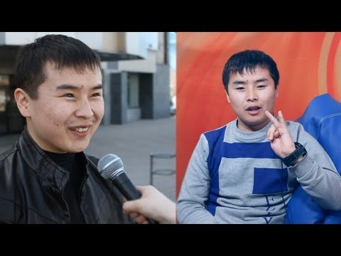 «Я не ежик». Звезда YouTube, Дархан («короткие юбки») дал интервью eTV