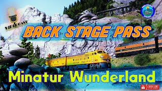 MRT Video Podcast #9 Back Stage Pass to the Minatur Wunderland