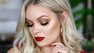 SUMMER TO FALL MAKEUP TUTORIAL