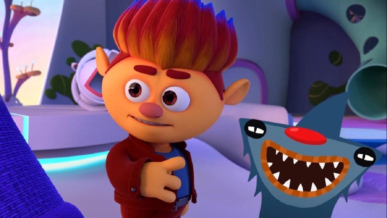 Монсик года – Монсики – мультфильм для детей – Чувства и эмоции