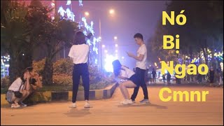 Troll Chụp Ảnh Chơi Khăm Người Chụp / Lê Anh Minh