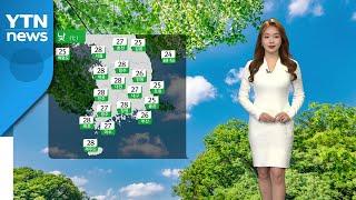 [날씨] 주말 내륙 맑은 하늘...자외선 지수↑ / Y…
