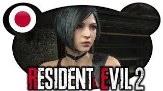 Ada wartet nicht gerne - Resident Evil 2 Remake Leon 🇯🇵 #10 (Horror Gameplay Deutsch)