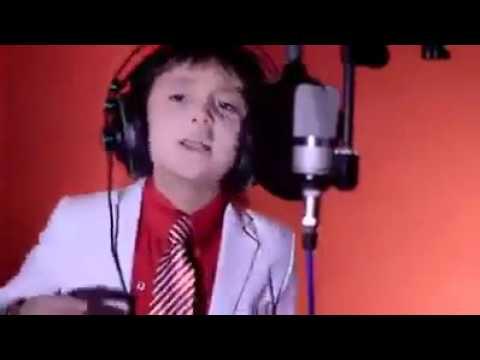 Enty Baghya Wahed de Saad Lemdjared  chantée par un enfant chinois