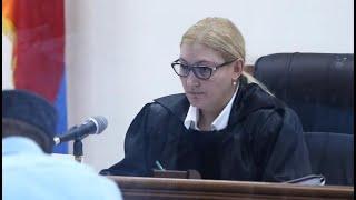 Աննա Դանիբեկյանը դատական նիստը հետաձգեց մինչև հունիսի 29-ը