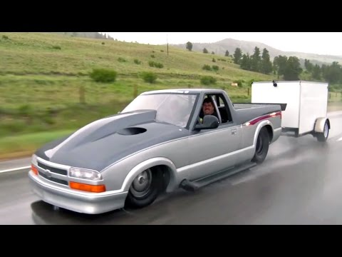 Larry Larson's 3000hp Truck DOMINATES 1200 Mile Race!!!
