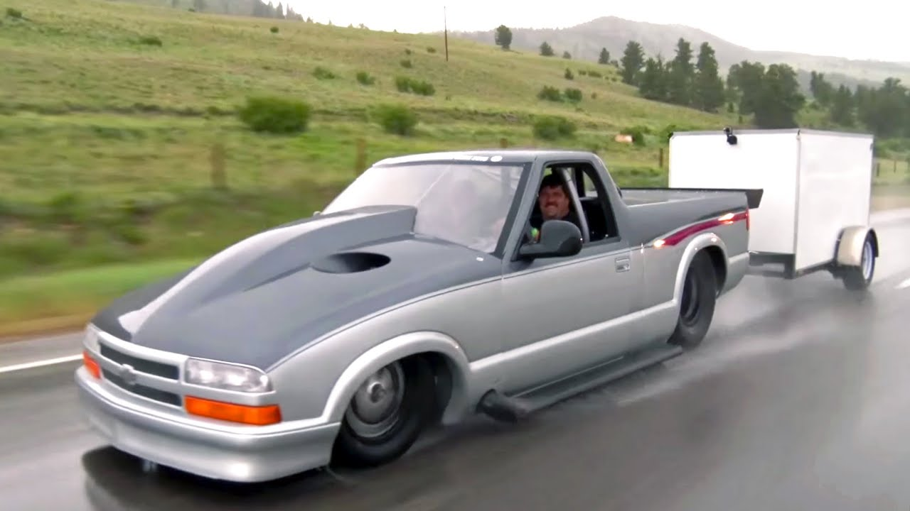 Larry Larson S 3000hp Truck Dominates 1200 Mile Race