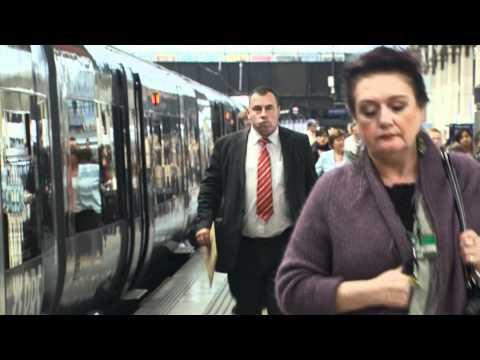 Transport Minister Norman Baker MP at CIVINET