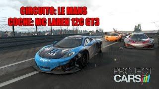 Vídeo Project CARS 2