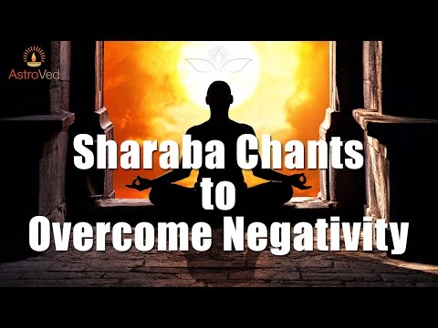 Sharaba Busts Negative Forces