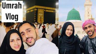 Umrah after marriage Vlog