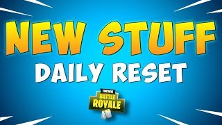 THE NEW SKINS IN FORTNITE ITEM SHOP - Fortnite Daily Reset