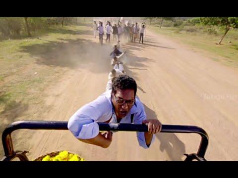 Race Gurram Movie Comedy Scenes - Prakash Raj being beaten funnily - Allu Arjun, Shruti Hassan