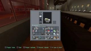 Minecraft: Um Novo Mundo - P36 (PlayStation 4-Live: Segunda a Sexta)Rumo 1.600! Não fake!