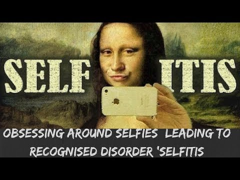 Selfitis Disorder Is Real & Serious | Selfitis Wiki | How To Check...