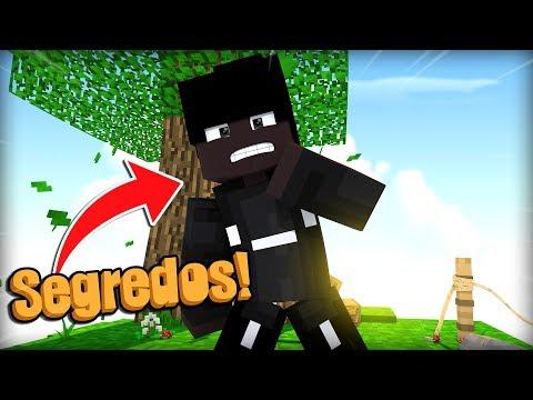 REVELANDO SEGREDOS  !! ( COM WEBCAM ) - SKYWARS
