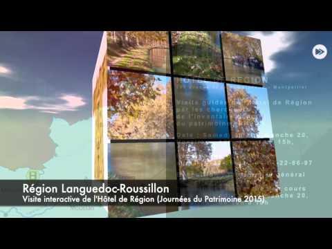Virdys Studio - Visite interactive du patrimoine de la Région Languedoc-Roussillon