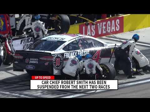 No. 4 team penalized after Las Vegas