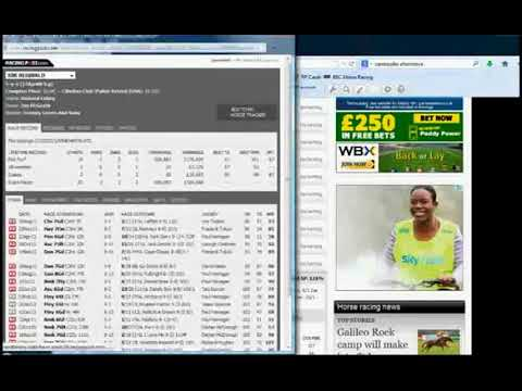 It Works!!.. Horse Race Betting System 2017 ( ALL EXPLAINED)