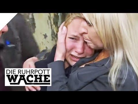 Mit Gas beschossen: Mädchen flieht vor Stiefvater | Die Ruhrpottwache | SAT.1 TV