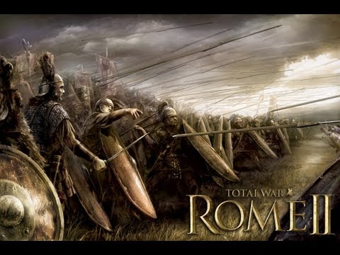 Let's Play Rome 2 Total War Carthage Vs Turdetani Campaign Battle