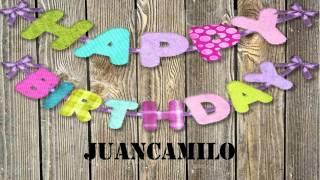 JuanCamilo   wishes Mensajes